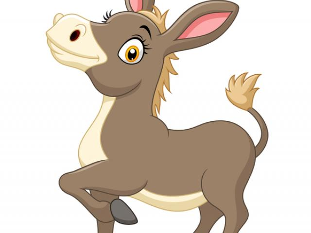Little donkey clipart clip download Free Donkey Clipart, Download Free Clip Art on Owips.com clip download