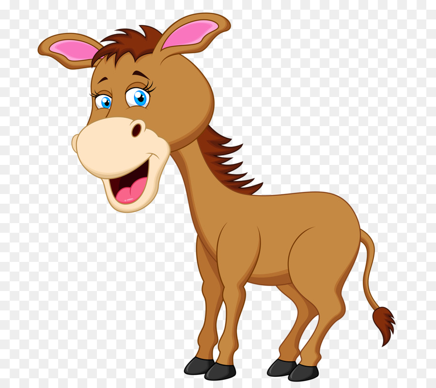 Little donkey clipart svg royalty free library Little Pony png download - 779*800 - Free Transparent Donkey png ... svg royalty free library
