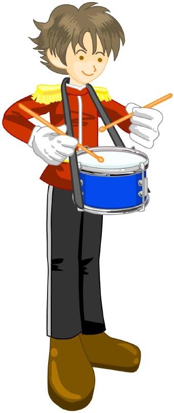 Little drummer boy clipart free image transparent Free Little Drummer Cliparts, Download Free Clip Art, Free Clip Art ... image transparent