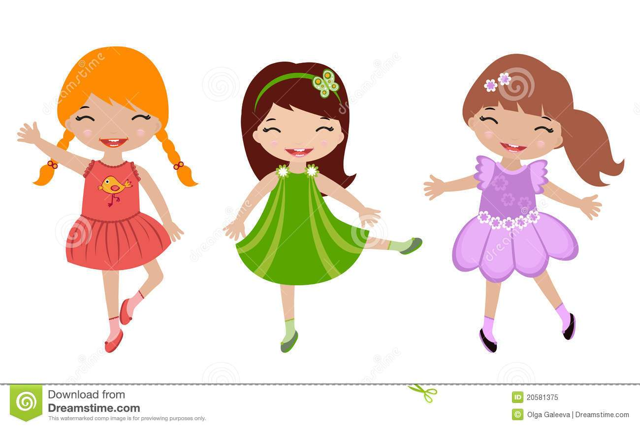 Little girl dance clipart clip art free download Little girl dancing clipart » Clipart Portal clip art free download