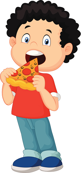 Little girl eating pizza black and white silhouette clipart transparent Free Eating Pizza Cliparts, Download Free Clip Art, Free Clip Art on ... transparent