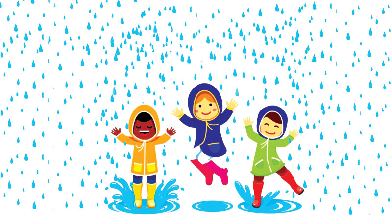 Little girl stomping in muddy puddles clipart jpg transparent download Joyful leap into middle of a muddy puddle | Daily News jpg transparent download