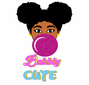 Cool Library Of Little Girl With Afro Puffs Vector Royalty Free Stock Natural Hairstyles Runnerswayorg