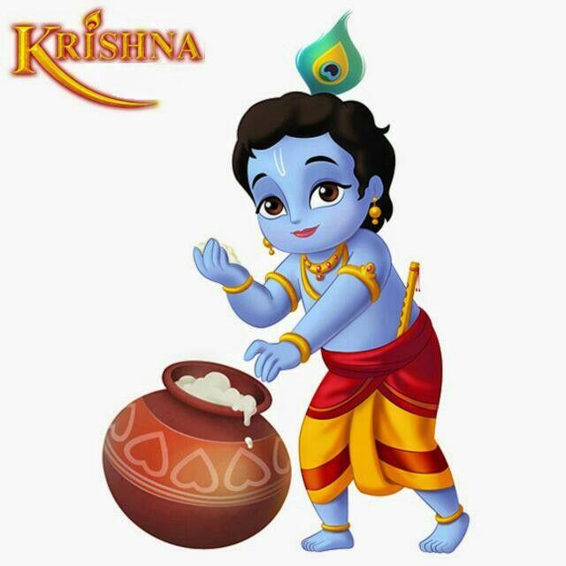 Little krishna clipart vector black and white Baby Krishna Clipart | Free download best Baby Krishna Clipart on ... vector black and white