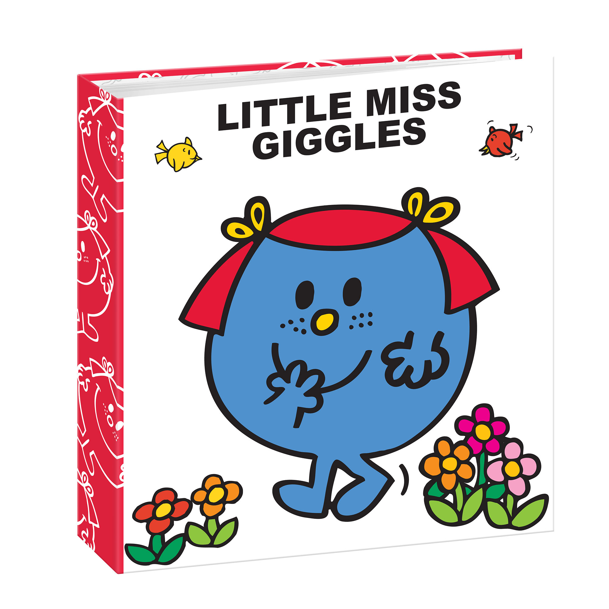 Little miss giggles clipart svg library download Mr Men and Little Miss 6x4 Slip-in Photo album - Little Miss Giggles ... svg library download