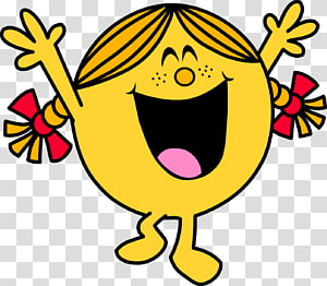Little miss giggles clipart clip black and white library Mr. Men Little Miss Giggles Little Miss [books] Mr. Happy , book ... clip black and white library