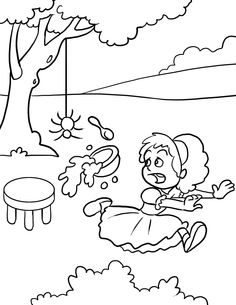 Little miss muffet clipart black and white clip free library 33 Best Nursery Rhymes images in 2013 | Jack, jill, Nursery rhymes ... clip free library