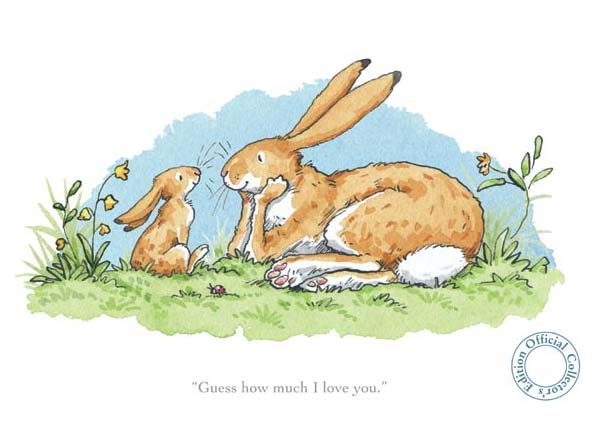 Little nutbrown hare clipart clip art royalty free download Little Nutbrown Hare on TV | flayrah clip art royalty free download
