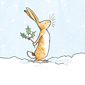 Little nutbrown hare clipart clip art free library The Spirit of Christmas Range, \