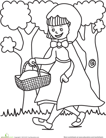 Red riding hood clipart black and white jpg transparent Little Red Riding Hood PNG Black And White Transparent Little Red ... jpg transparent