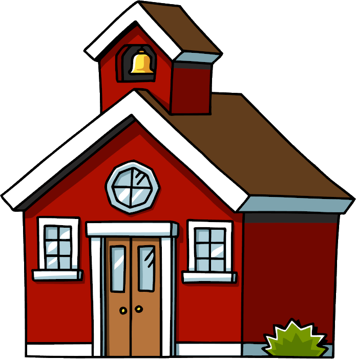 Little red schoolhouse clipart banner library stock Little red school house clip art - Clip Art Library banner library stock