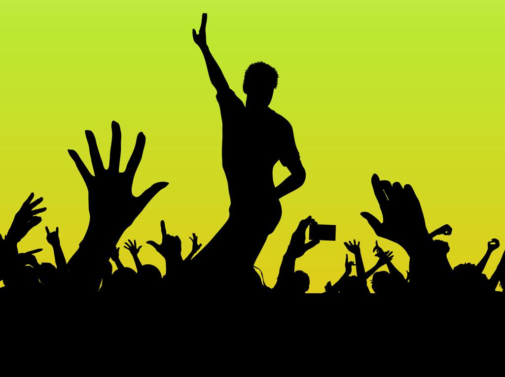 Live concert clipart svg freeuse Concert Graphics Vector Art & Graphics | freevector.com svg freeuse