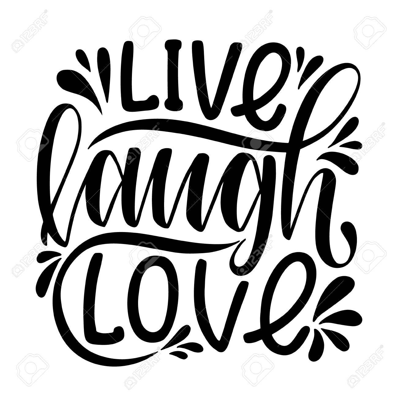 Live love clipart royalty free Live Laugh Love. » Clipart Portal royalty free