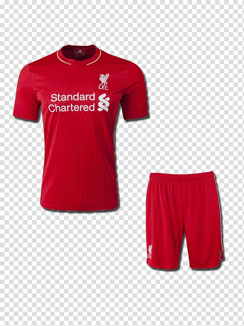Liverpool kit clipart clip freeuse T-shirt Liverpool F.C. Jersey Clothing Kit, JERSEY transparent ... clip freeuse