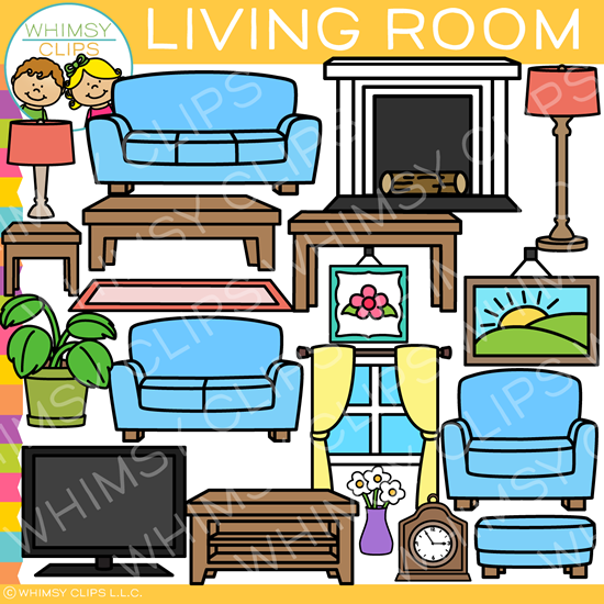 Clipart furniture pictures banner library library Living Room Furniture Clip Art banner library library