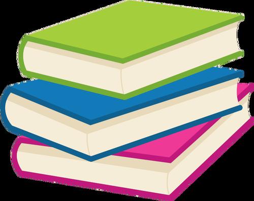 Livre clipart clipart free stock Pile de livres vector clipart | Vecteurs publiques clipart free stock