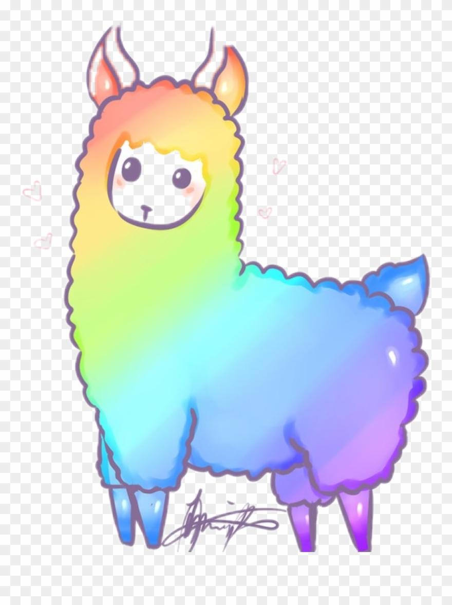 Llama clipart png free download Llama Clipart Picsart - Cartoon Llama - Png Download (#404803 ... free download