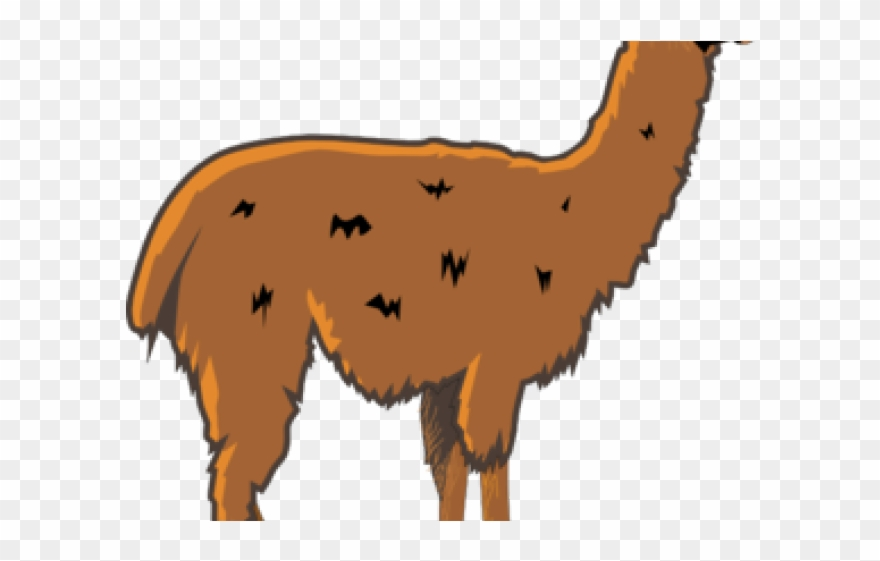 Llama clipart png picture library library Llama Clipart Animated - Lama Clipart - Png Download (#843473 ... picture library library