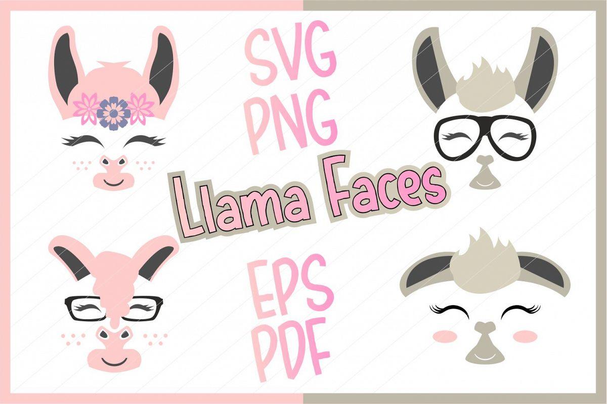 Llama face clipart vector freeuse llama svg, llama cut file, llama clipart, llama face vector freeuse