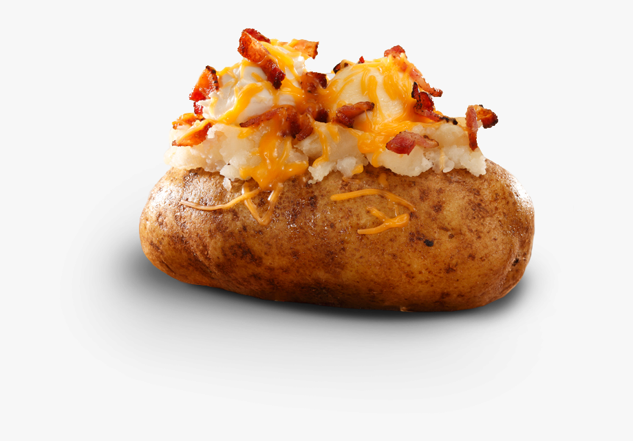 Loaded baked potato clipart picture transparent download Loaded Baked Potato - Transparent Baked Potato Png, Cliparts ... picture transparent download