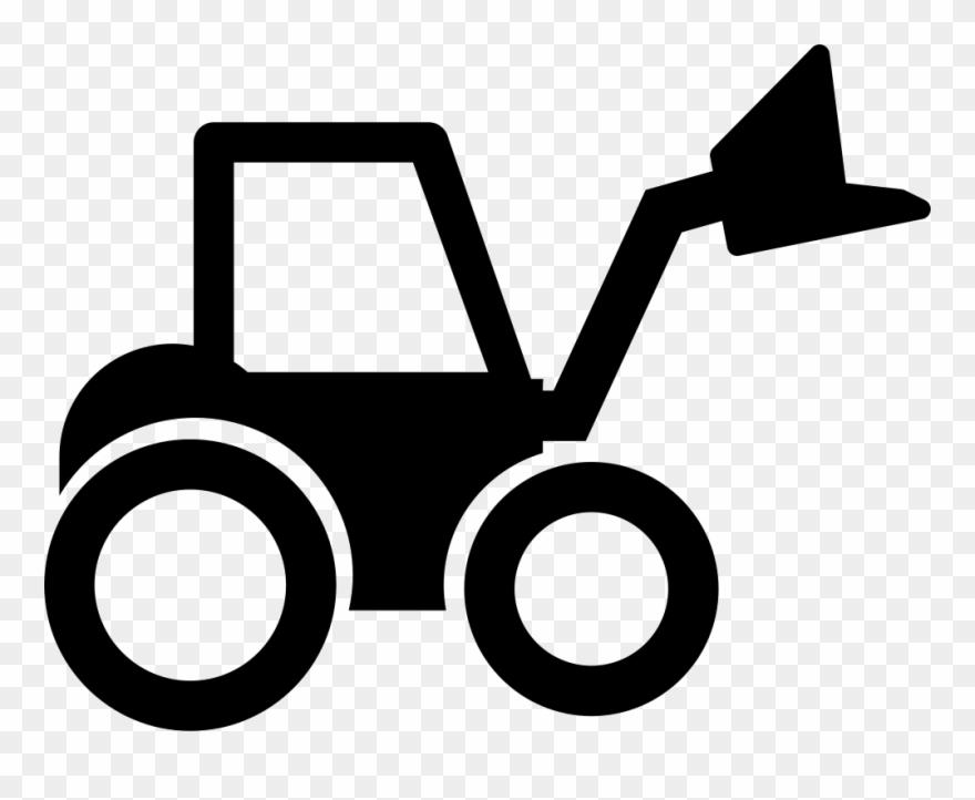Loader clipart freeuse stock Wheel Loader Tractor Comments Clipart (#2242852) - PinClipart freeuse stock