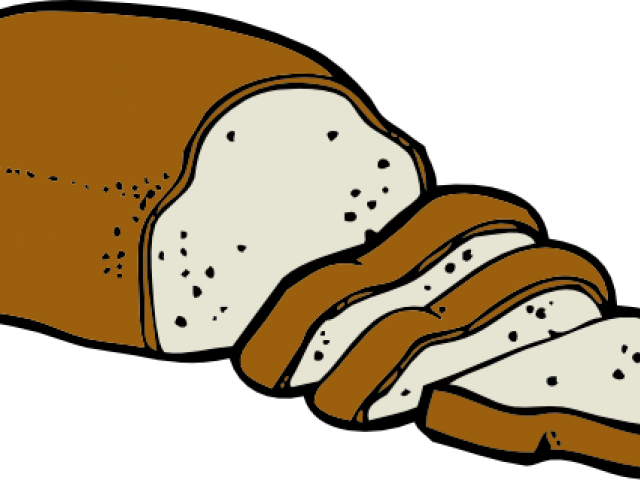 Loaf of bread aerial view clipart svg royalty free stock Dinner roll clipart clipart images gallery for free download ... svg royalty free stock