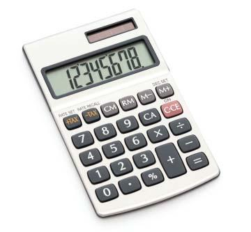 Loan calculator png black and white stock Loan Calculator png black and white stock