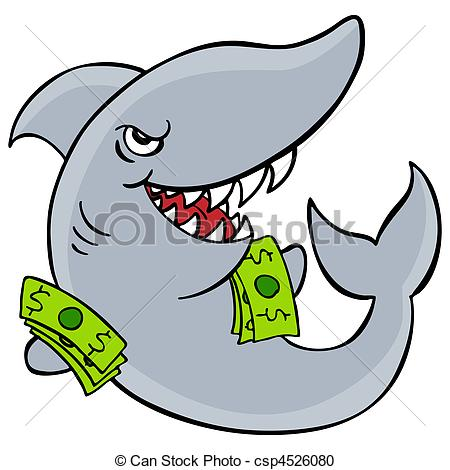 Loan shark clipart clip black and white library Loan shark Illustrations and Clipart. 291 Loan shark royalty free ... clip black and white library