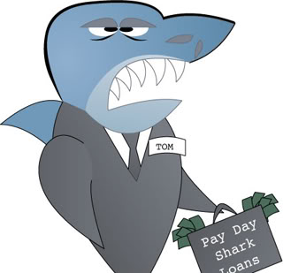 Loan shark clipart clip freeuse download Tommy The Loan Shark clip freeuse download