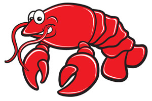 Lobsster clipart banner library download Free Lobster Cliparts, Download Free Clip Art, Free Clip Art ... banner library download