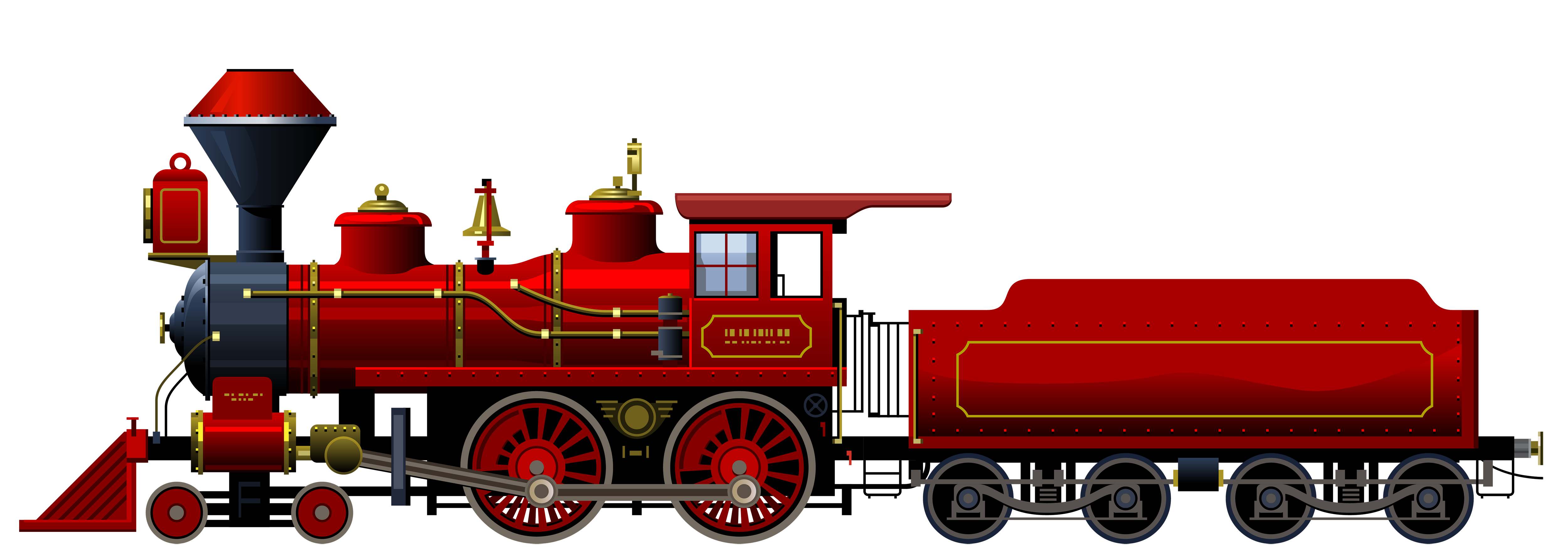 Locamotive clipart clip Red Locomotive PNG Clipart - Best WEB Clipart clip