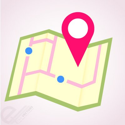 Location map clipart graphic Free Free Vector Location Maps Clipart and Vector Graphics - Clipart.me graphic
