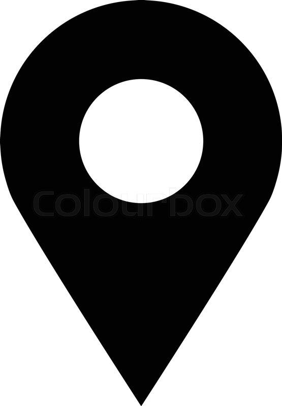 Location vector clipart