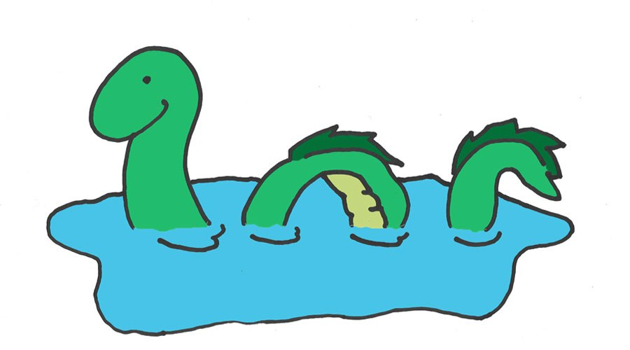 Nessie clipart banner library library Loch ness nessie clipart 6 » Clipart Portal banner library library