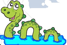 Loch ness clipart freeuse 40+ Loch Ness Monster Clipart | ClipartLook freeuse