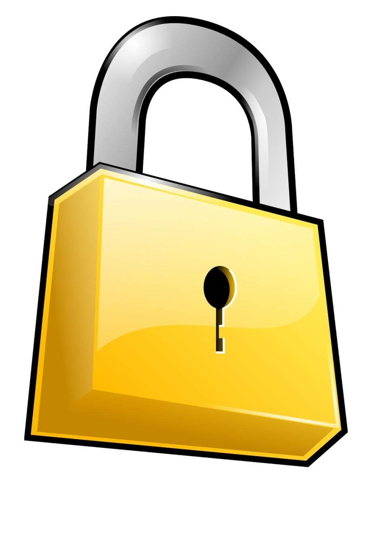 Lock clipart images vector free Security Lock Padlock Locked Png Image - Clip Art Lock Free PNG ... vector free