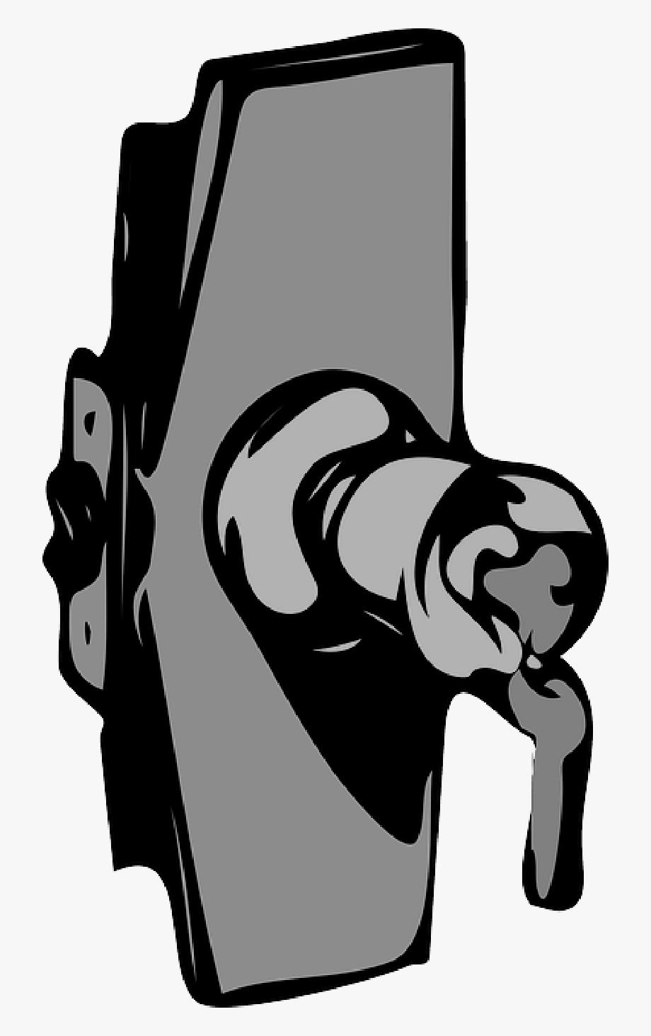 Lock the door clipart royalty free stock Download Clipart - Door Lock Clip Art #531072 - Free Cliparts on ... royalty free stock