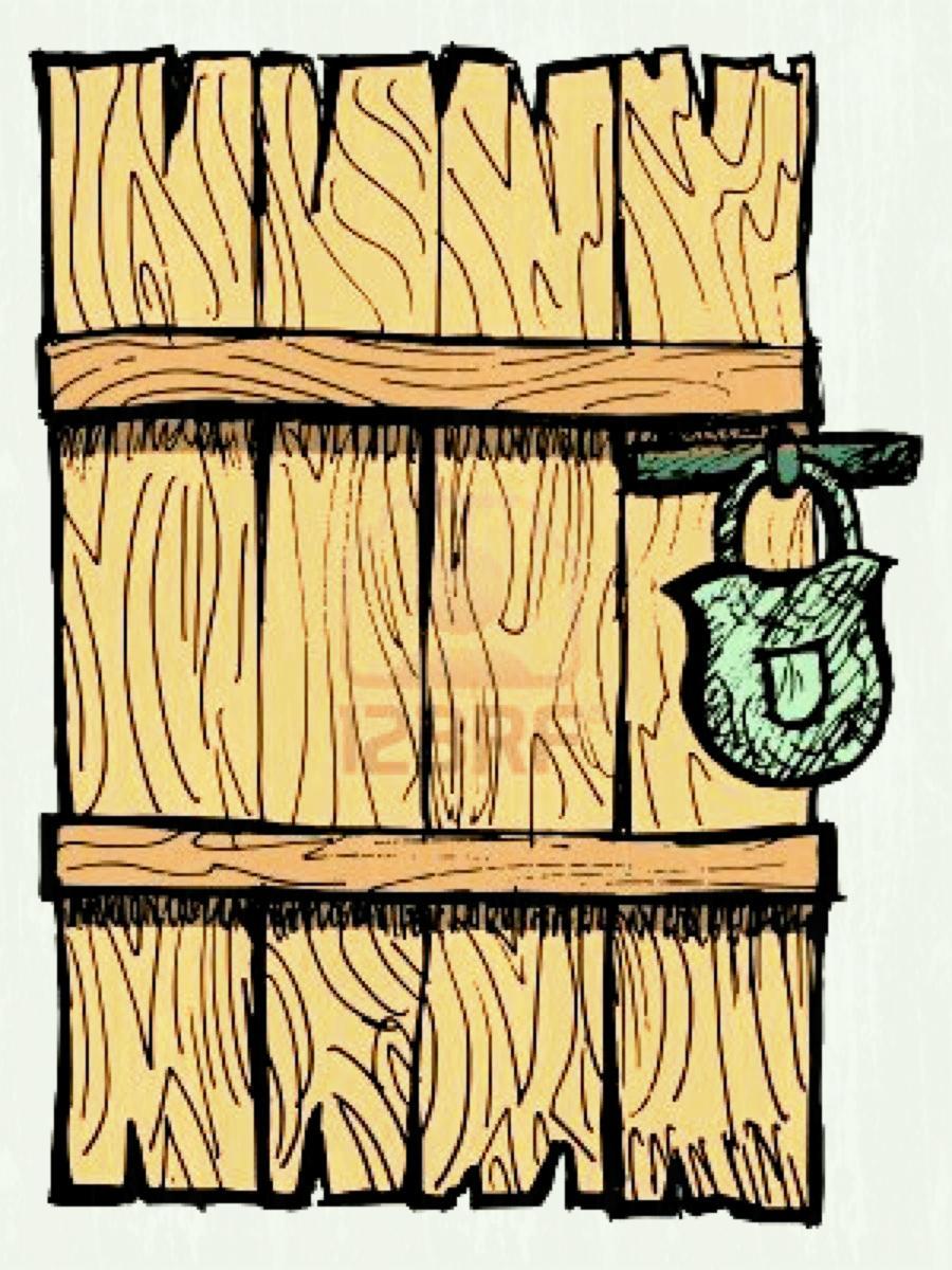 Lock the door clipart svg library stock Locked door clipart 5 » Clipart Station svg library stock