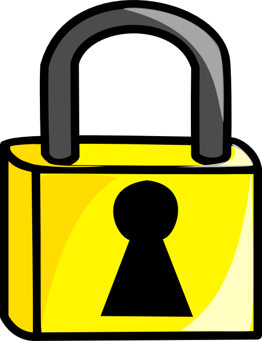 Locked book clipart graphic free library Lock Clipart | i2Clipart - Royalty Free Public Domain Clipart graphic free library