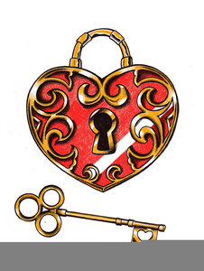 Locket clipart images jpg library download Heart Shaped Locket Clipart | Free Images at Clker.com - vector clip ... jpg library download