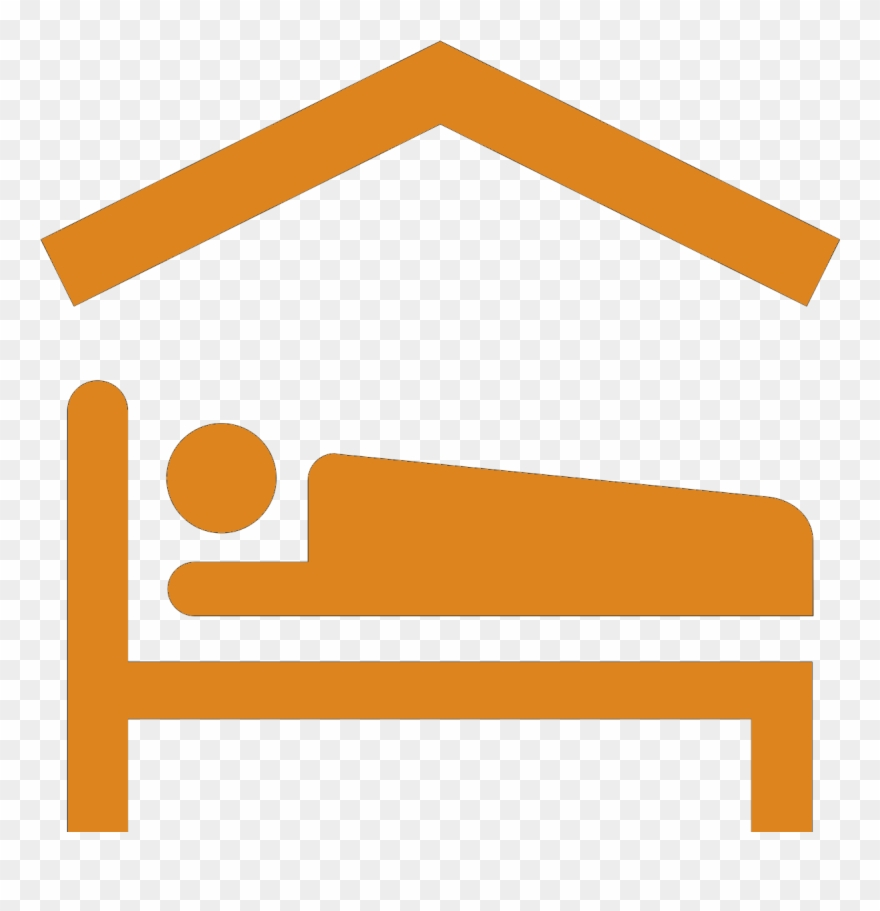 Lodging clipart graphic download Lodging - Icone Lit Clipart (#1063609) - PinClipart graphic download