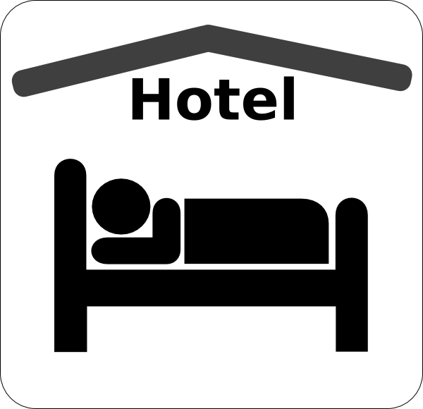 Lodging clipart vector black and white library Free Lodging Cliparts, Download Free Clip Art, Free Clip Art on ... vector black and white library