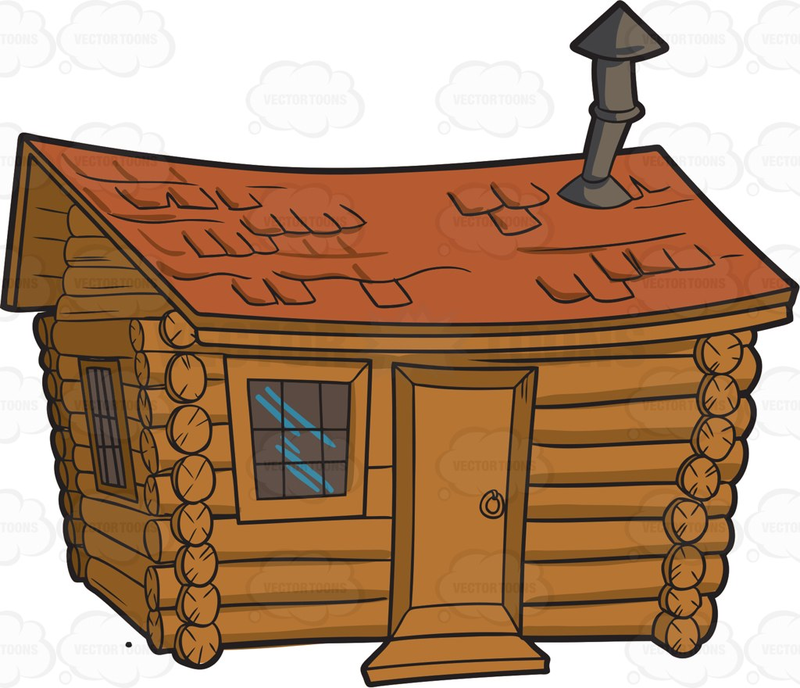 Log cabin images clipart clip freeuse stock Download Free png Log cabin clipart cliparts an - DLPNG.com clip freeuse stock