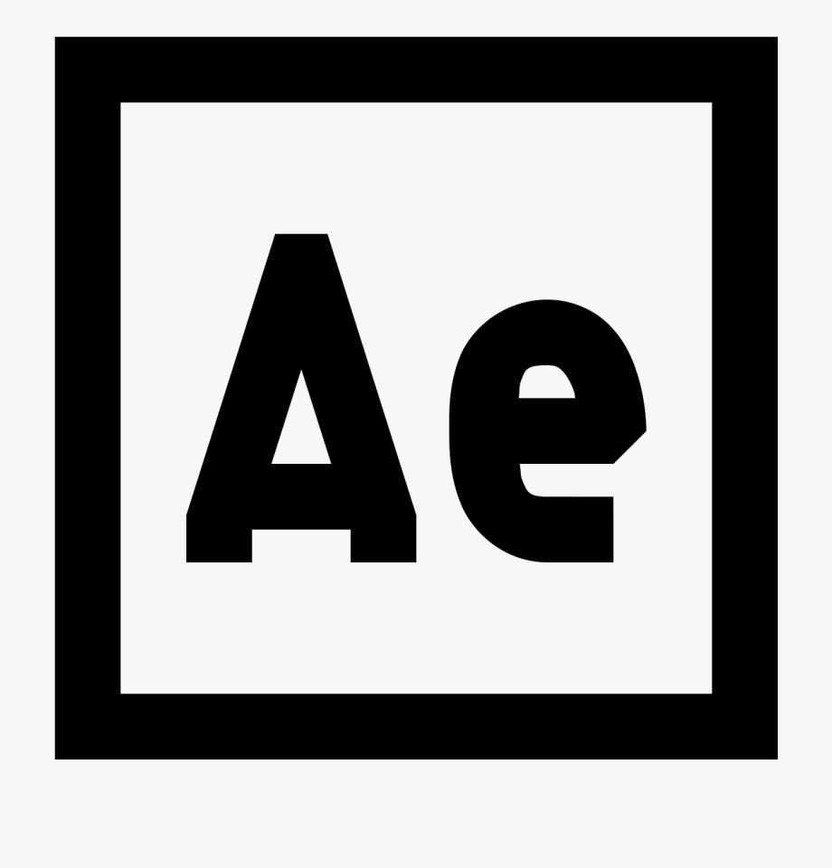 Logo adobe illustrator clipart clip black and white stock After Effects Logo Png - Adobe Illustrator White Icon #1232998 ... clip black and white stock