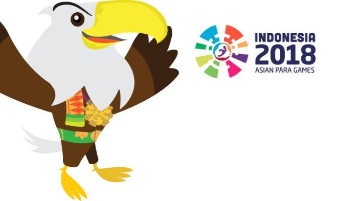 Logo asian games 2018 clipart clip art stock Mengenal Maskot dan Logo Asian Para Games 2018, Ini Dia Makna di ... clip art stock
