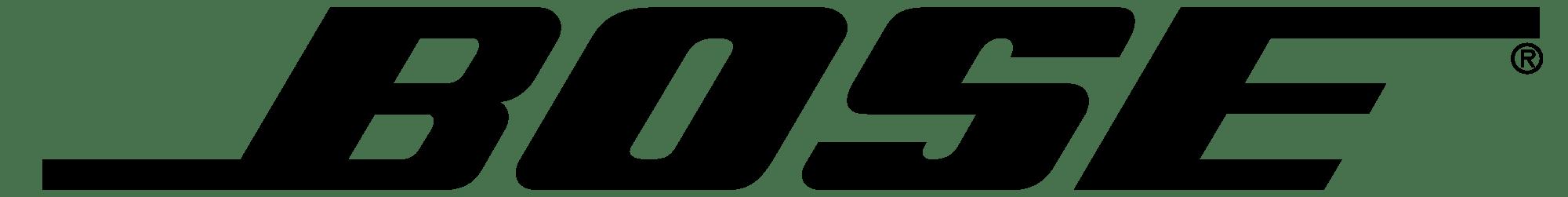 Logo bose clipart jpg free Bose Logo transparent PNG - StickPNG jpg free
