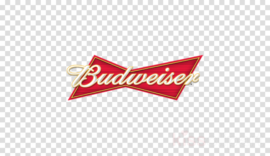 Logo budweiser clipart svg freeuse stock Beer Cartoon clipart - Beer, Illustration, Red, transparent clip art svg freeuse stock