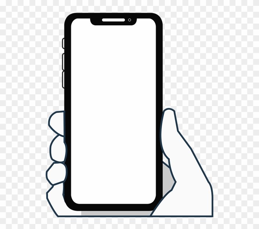 Logo celular clipart jpg royalty free library Iphone Clipart Smartphone Accessory - Celular Sin Fondo Png ... jpg royalty free library