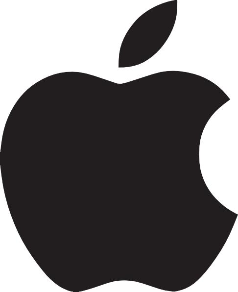 Logo clipart banner freeuse download Apple Iphone Logo Clipart banner freeuse download
