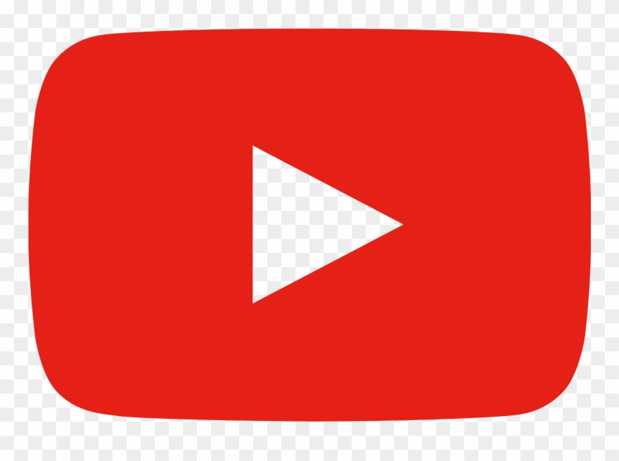 Logo clipart youtube vector black and white stock Social Media - High Quality Youtube Logo Clipart (#651068) - PinClipart vector black and white stock